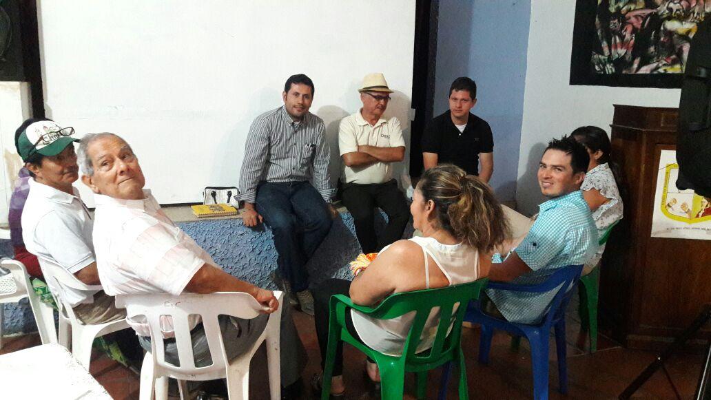 Asamblea Asuapacha - Charalá 18-03-2018 Nueva Junta