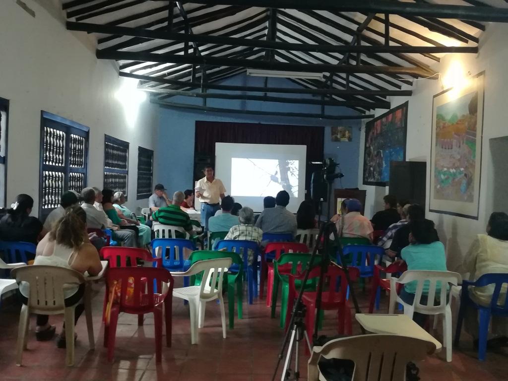 Asamblea Asuapacha - Charalá 18-03-2018