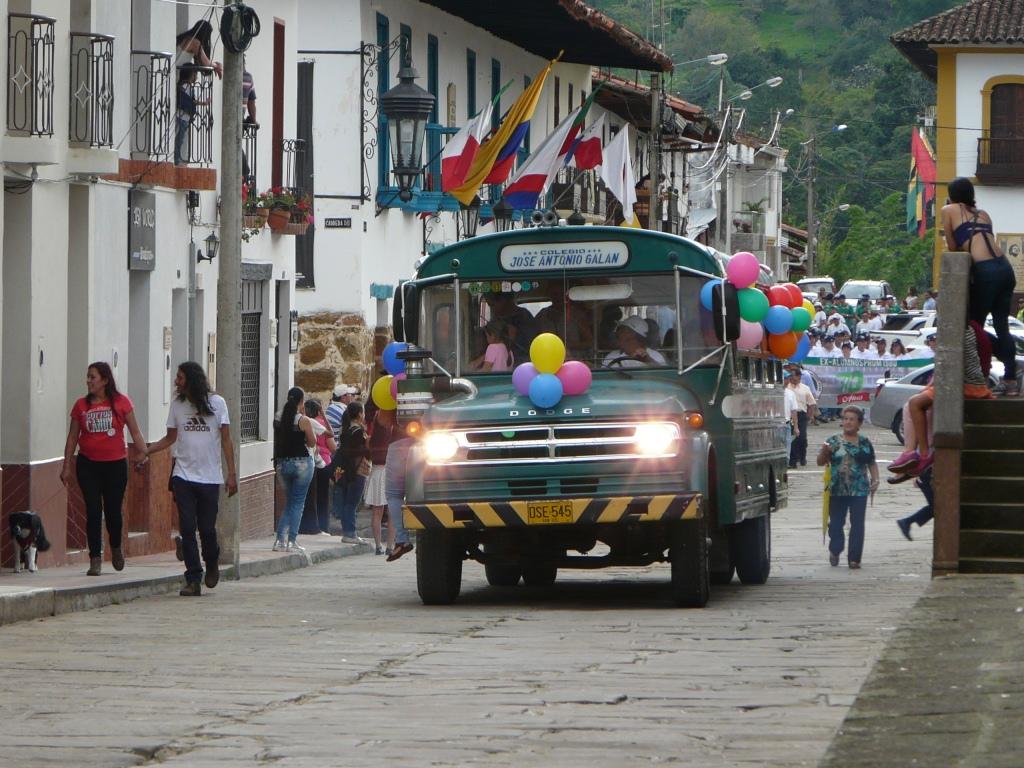 70 AÑOS COLEGIO GALÁN CHARALÁ