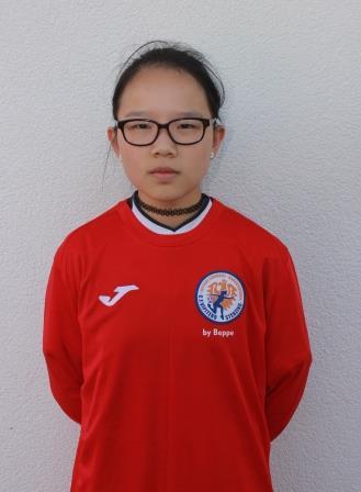 Yiyin Chen - Mittelfeld