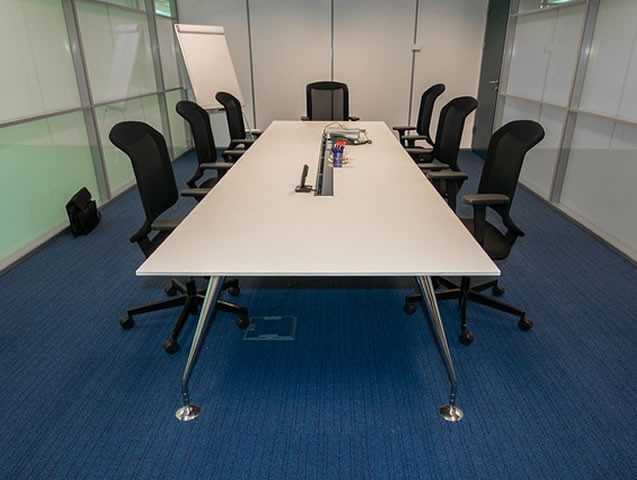 Konferenzraum-Reinigung
