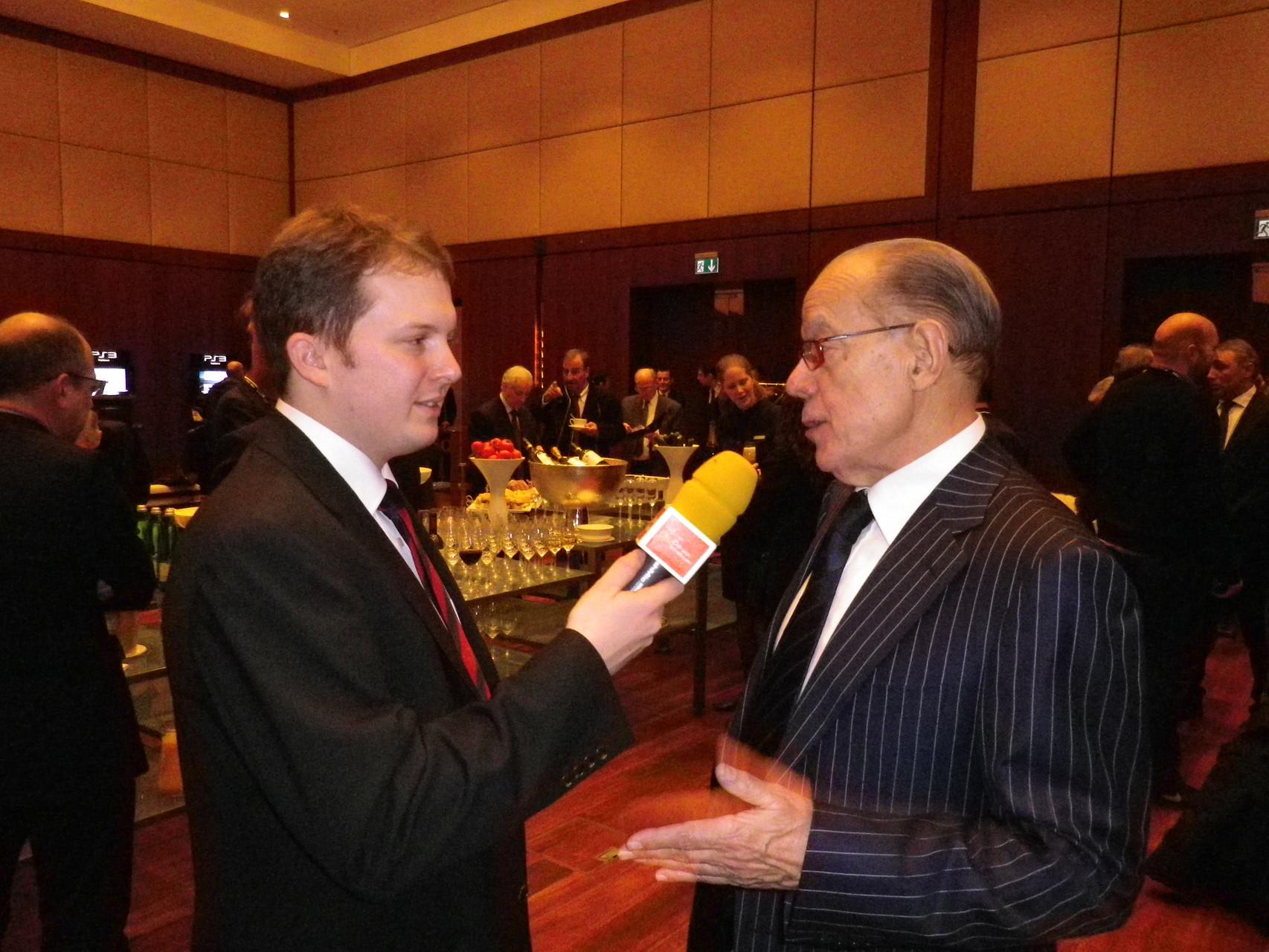 Interview mit dem ersten Luis Suarez, Ex-Barça und Inter-Star, Balon d'Or 1960