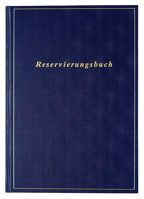 Reservierungsbuch 2021