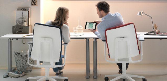 Chaises de bureau - Wilkhahn AT