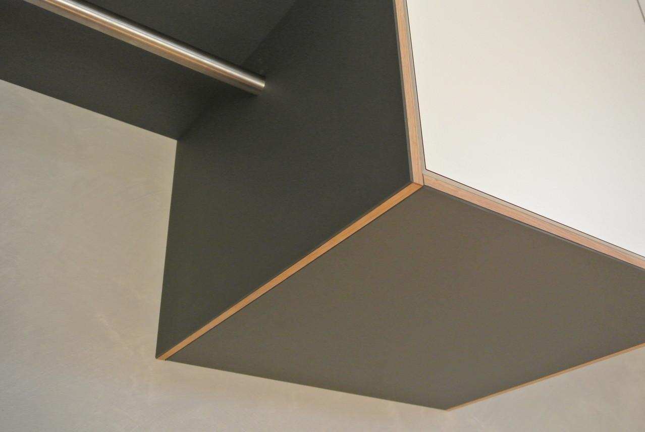 hochwertige Materialien unterstützen das anmutige Design