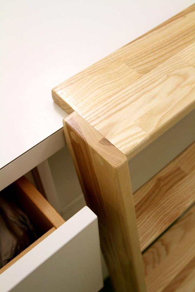 hochwertige Materialien und eine saubere Verarbeitung sorgen für Sicherheit bei der Benutzung