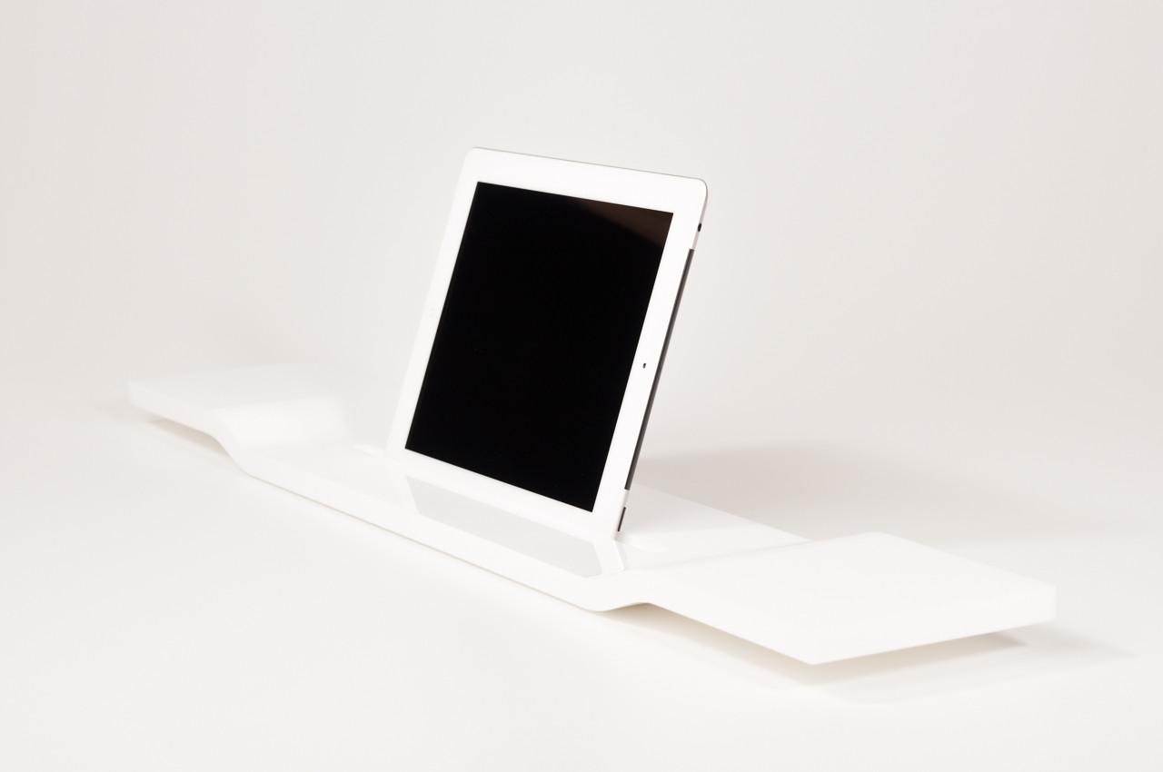 ipad und tablet halterung f r die badewanne trimborn. Black Bedroom Furniture Sets. Home Design Ideas