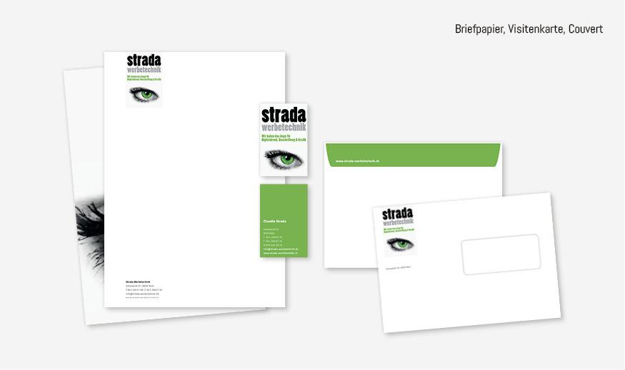 Print Eggwood Visual Design