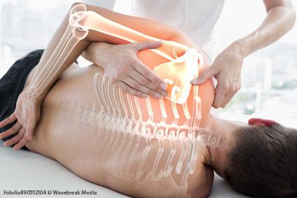 Firmenbetreuung Praxis Oliver Garn Osteopath (B.Sc. Ost.), Physiotherapeut, Heilpraktiker