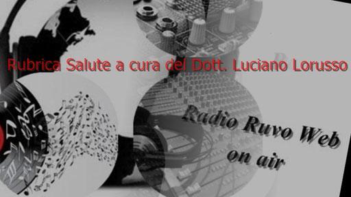 RUBRICA SALUTE DEL 08.11.2016
