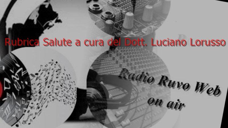 RUBRICA SALUTE DEL 03.05.2016
