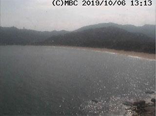 サーフィン波情報-無料ライブカメラ-内之浦-サーファーズオーシャン