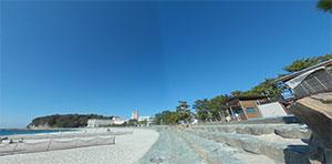 関西でおすすめの海水浴場5選 和歌山県西牟禮郡白浜町 白良浜 ビーチ写真3
