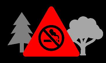 Trockenheit führt zu Waldbrandschutz-Verordnung