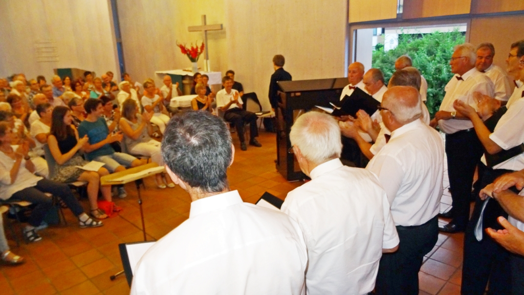 MGV Liederabend