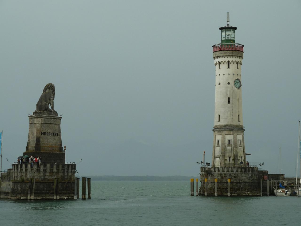 Stadtführung in der Inselstadt Lindau