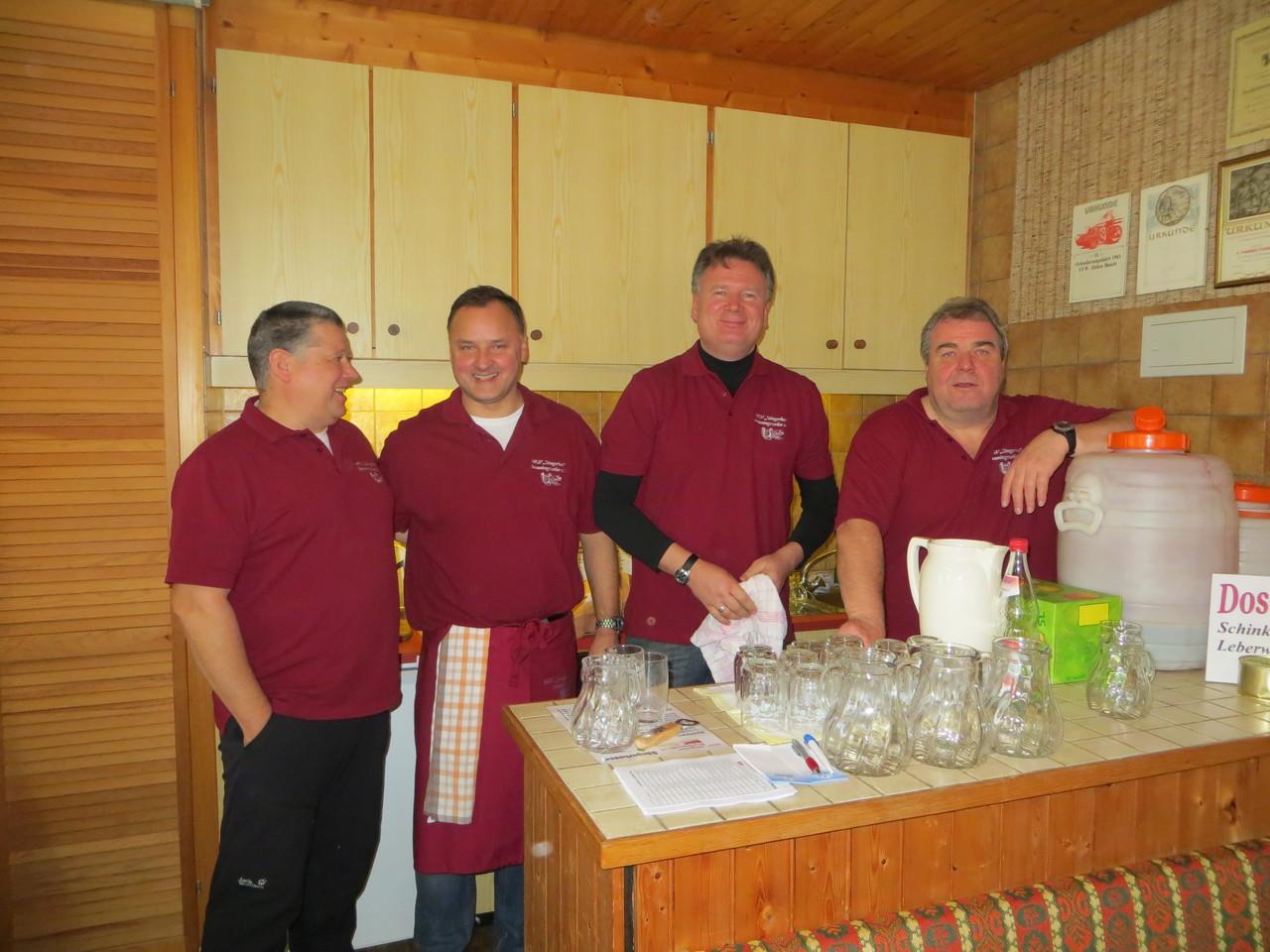 Neuer Wein aus neuen Schläuchen |||| Schlachtplatte & Gsangverein