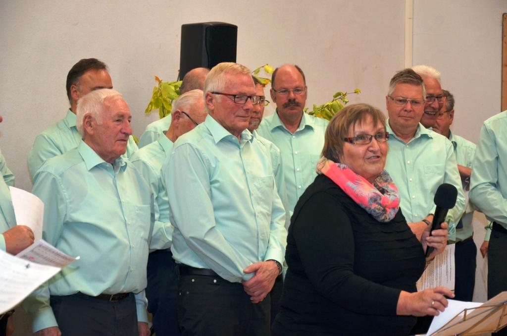 "MGV ""Sängerlust"" Breuningsweiler e.V. - Kameradschaftsabend, 04.11.2017"