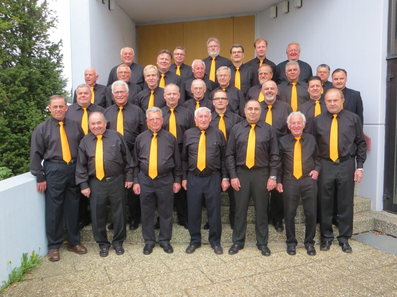 Lieber Winfried, herzlichen Dank für Deine unermüdlichen Einsätze für unseren Männerchor. Wir werden Dich nie vergessen!