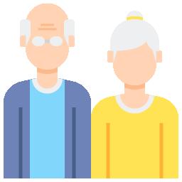 Erwachsene - Mann und Frau