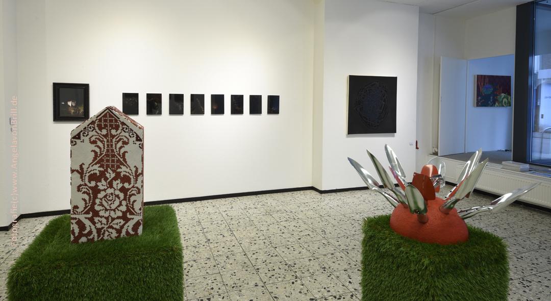 NATUR FORMEN, 2014 (Gerlinde Buddrick, Kerstin Hehmann)