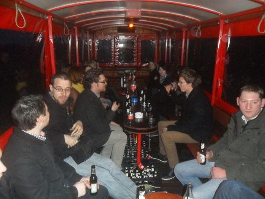 Planwagenfahrt 2010