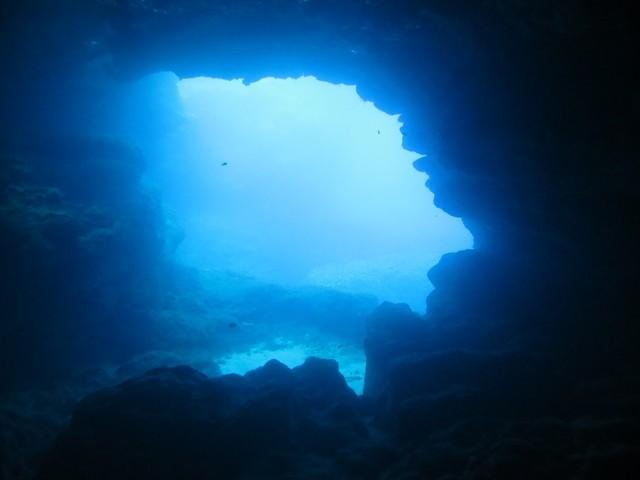 Höhlentauchen macht echt Spaß