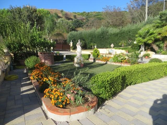 Garten des Hotel