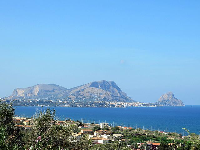 Kurz vor Palermo