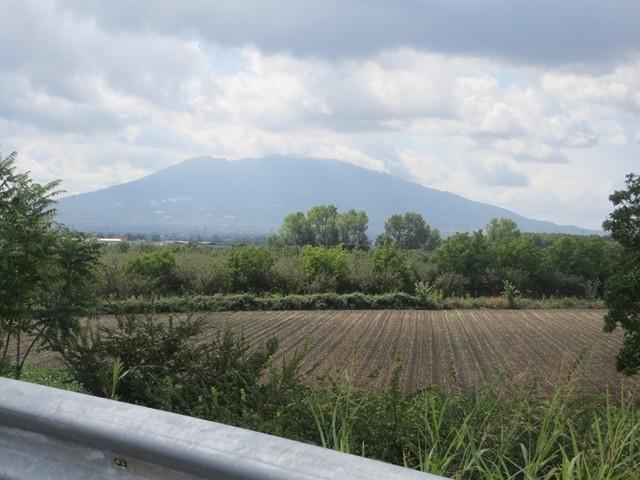 Vesuv bei Neapel