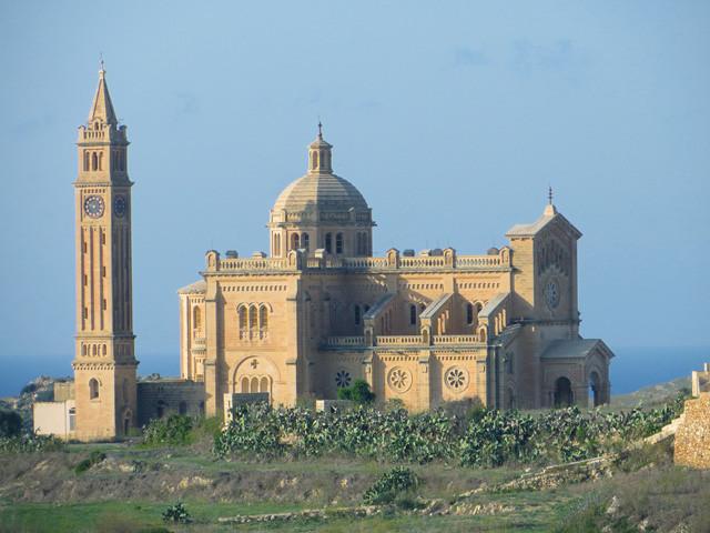 Auch eine der größten Kirchen