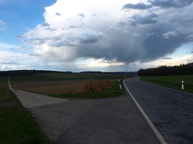 Wolken ......