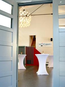 Loftlounge - Kleiner Veranstaltungsraum des Lokschuppen in Gerolstein