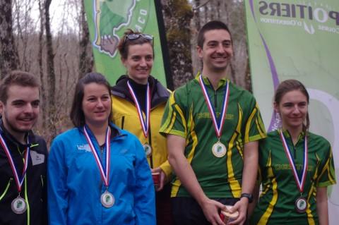 Quelques coureurs du club ont fait le déplacement sur la région de Poitiers pour le championnat de ligue de longue distance. Seule Elodie Chassot a su se sortir des difficultés du parcours avec cette brillante seconde place.