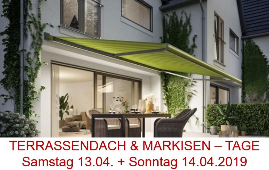 Martens Studio Lübbecke Terrassendach & Markisen - Tage