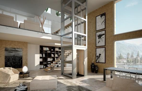 Come scegliere l 39 ascensore interno per il tuo for Appartamenti interni