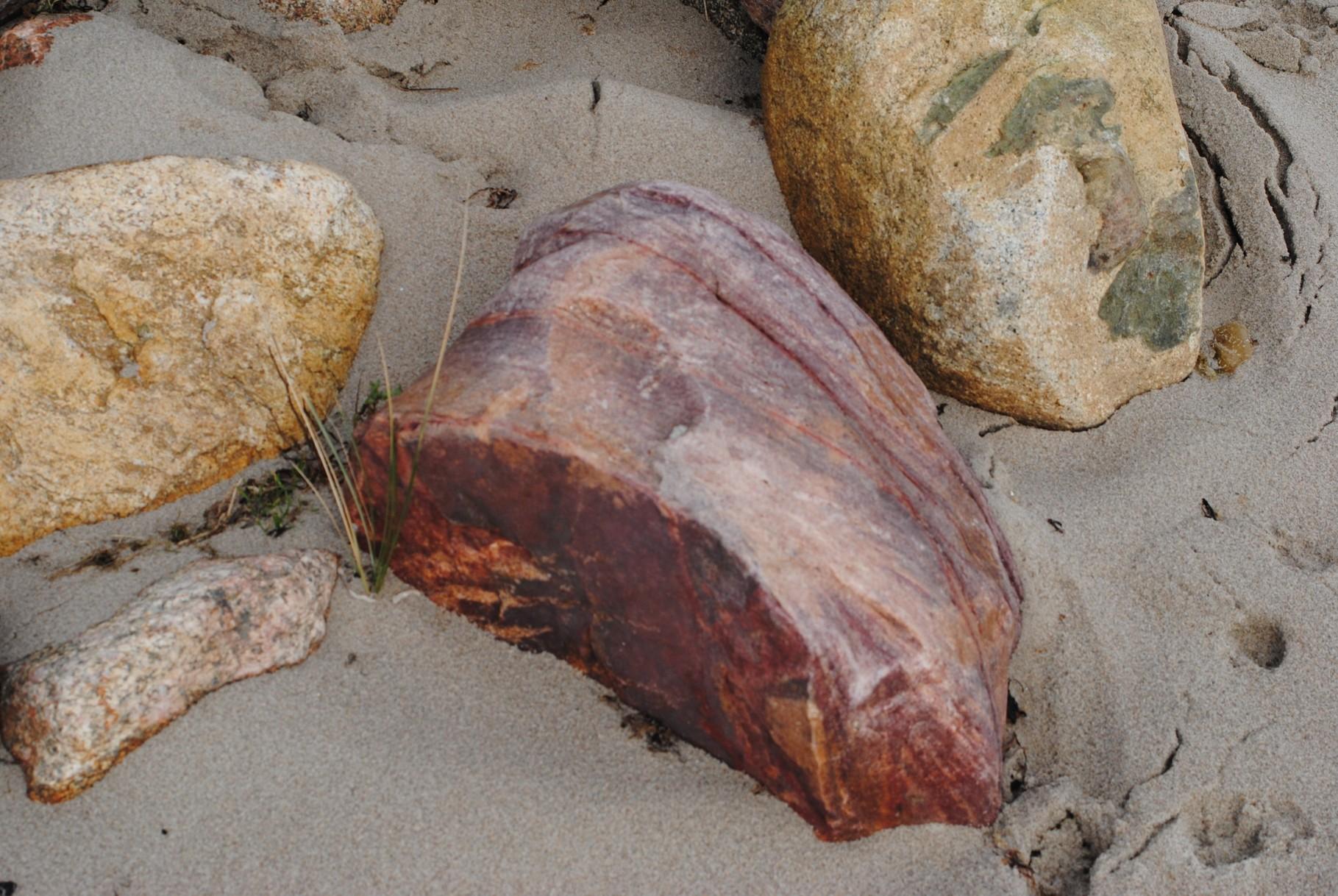 Steinreich nicht nur an der Eckernförder Bucht