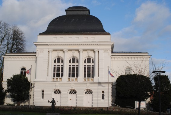Stadt Theater in Rendsburg