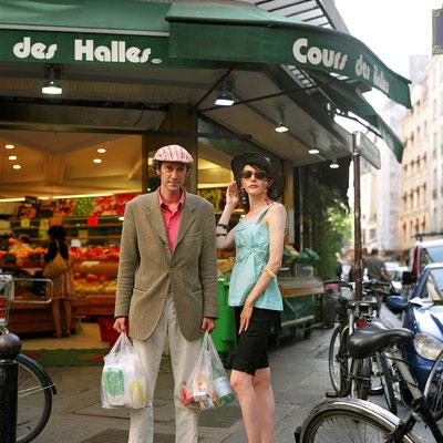Katarina Radovic, 'A Husband in Paris' - Pierre, Architect, Rue de Buci, August, 2007