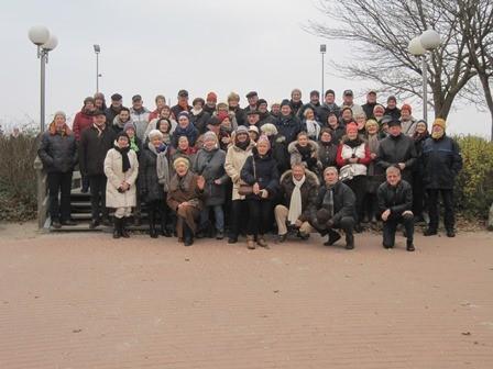 Gruppenfoto in Boltenhagen
