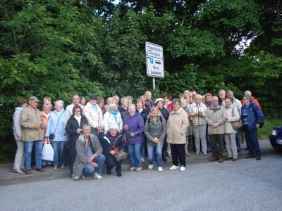 Gruppenfoto Dschungelnacht Hagenbeck