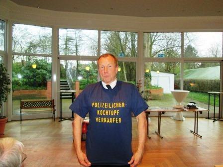 Polizeikommisar Bernhard Stitz