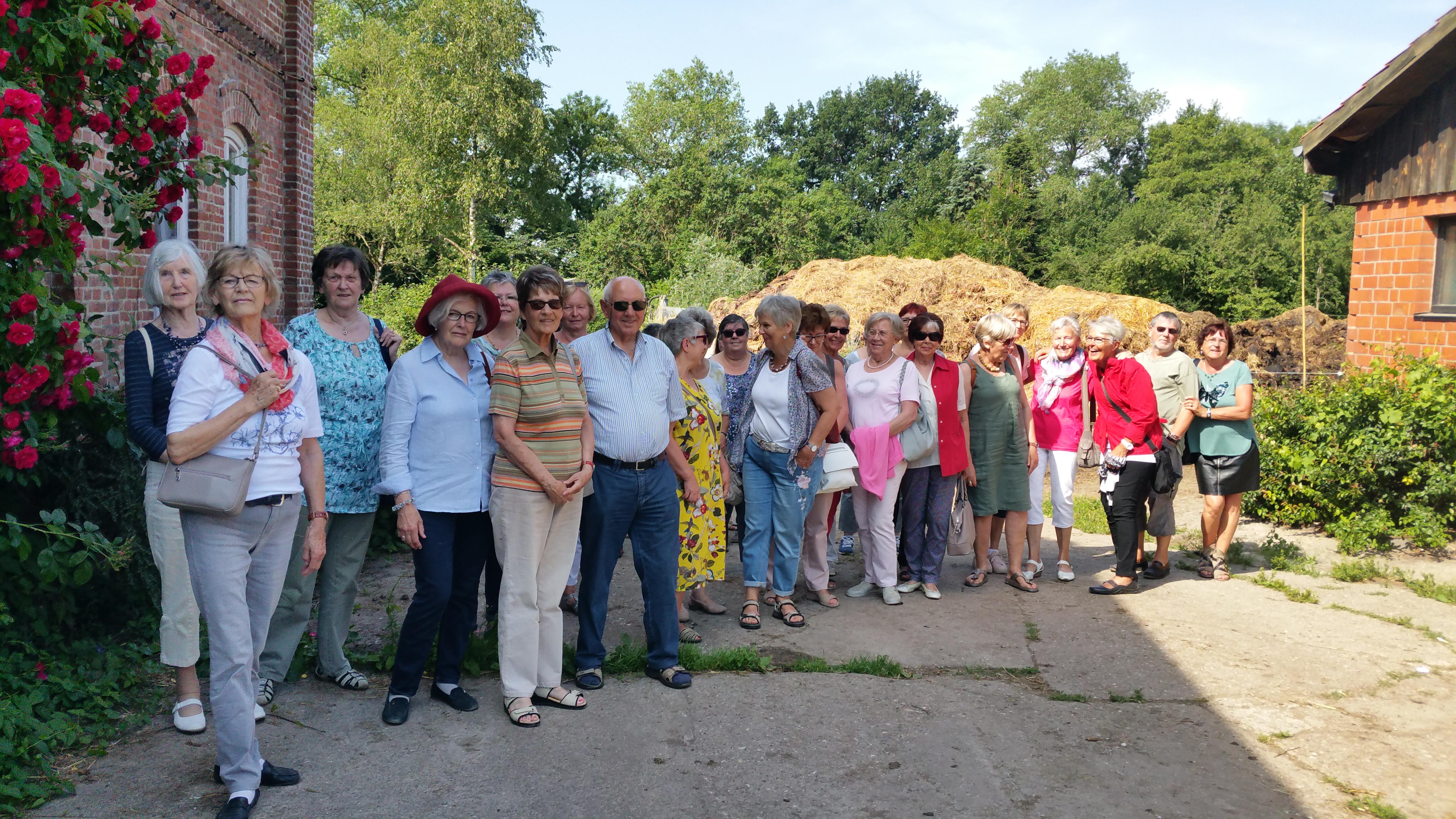 Landfrauencafe während der Kohltage