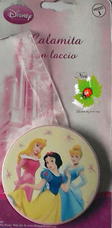Calamita per tenda Disney Principessa a forma di cerchio. Art.A015