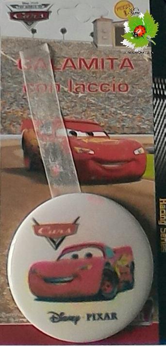 Calamita per tenda Disney Cars Rotondo. Art.A014