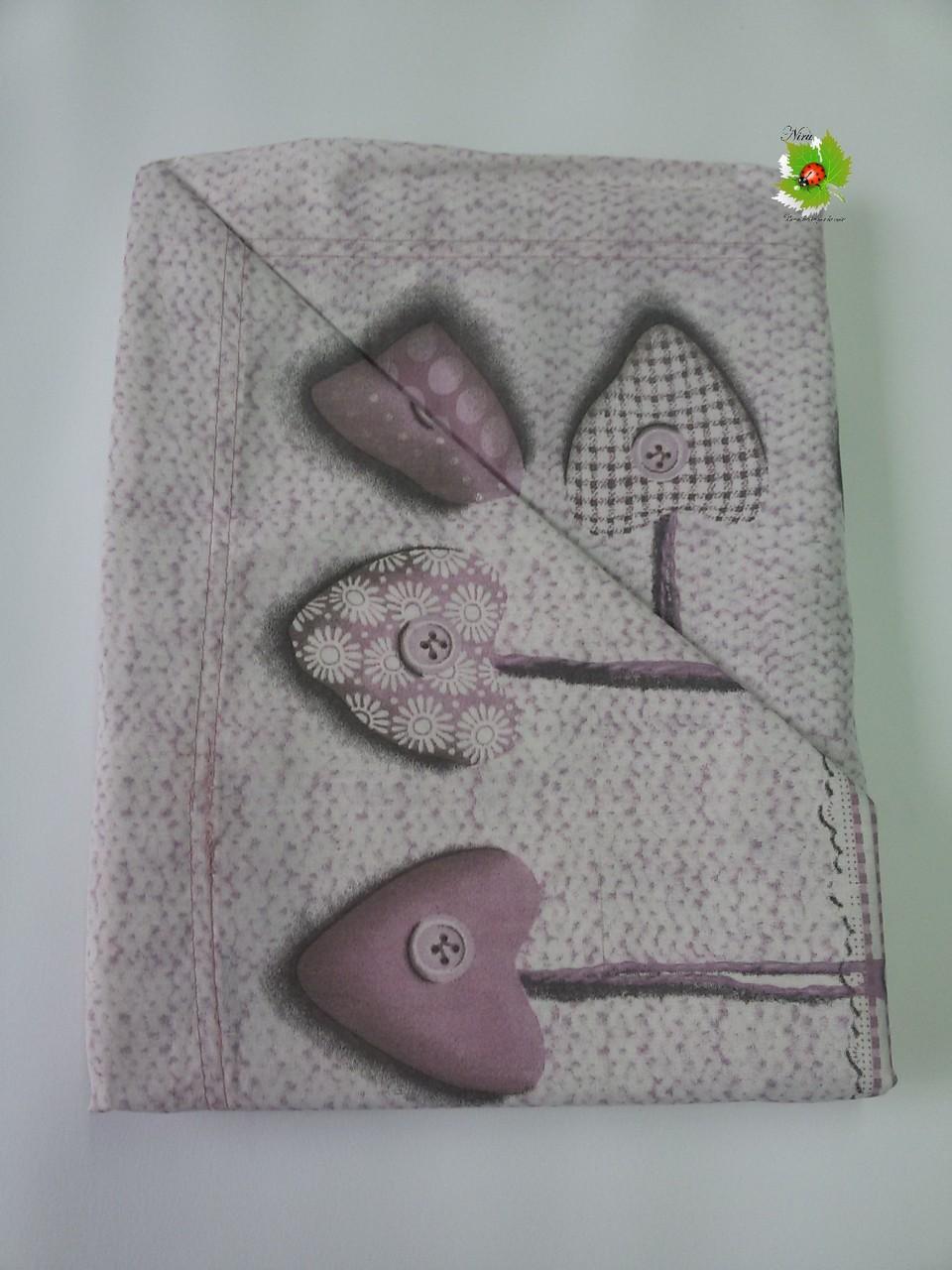 Completo lenzuola in cotone singolo.Art.A415