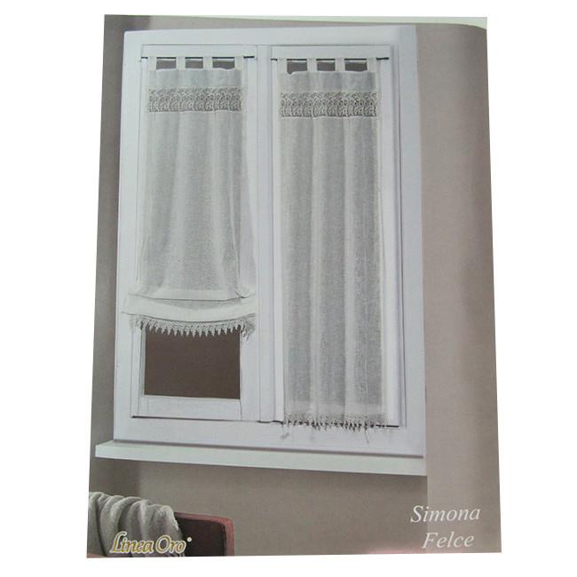 Tende e ferma tende per la tua casa niru biancheria per - Tendine x finestre ...