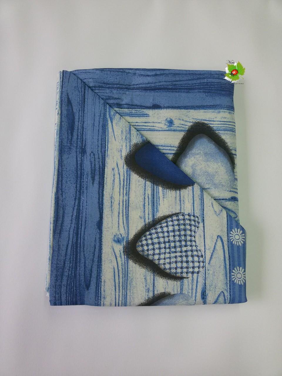 Completo lenzuola in cotone singolo col.Celeste.Art.A413