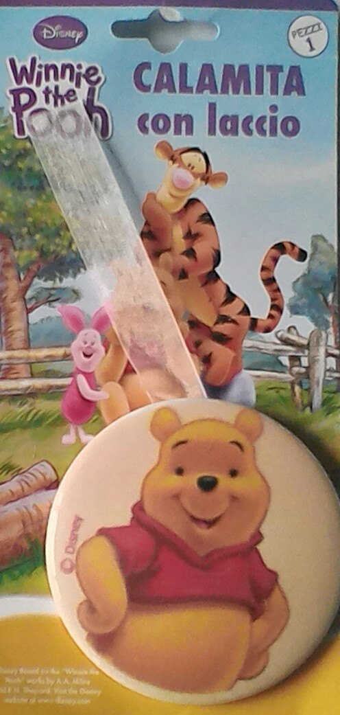 Calamita per tenda Disney Winnie The Pooh Art. A011