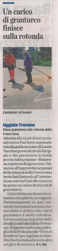 La Provincia di Como - 25/04/2014